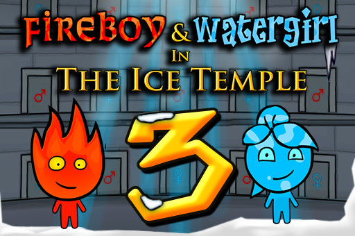 Fireboy and Watergirl 3: Ice Temple play